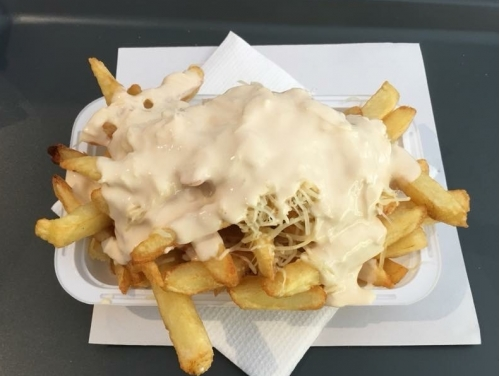 FRITES AU FROMAGES PETITE