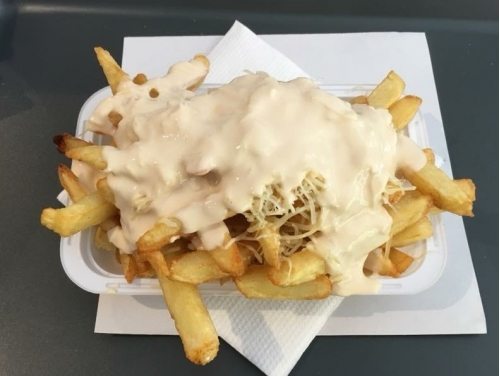 FRITES AUX FROMAGES GRANDE